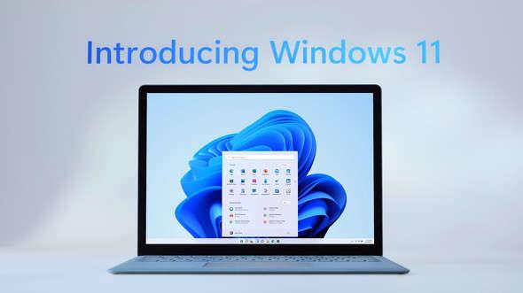 Windows11を発表!Windows10からの無料アップデート可能に!